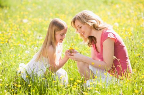 Mama - prietena cea mai buna sau figura autoritara