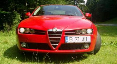 Drive test / Alfa Romeo 159 TBi, frumusete exploziva