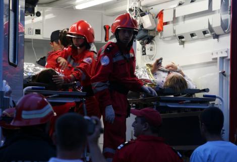 Pompierii salvatori de la Giulesti, avansati in grad