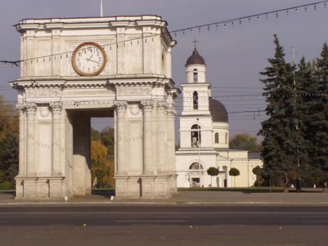 """Zilele Culturii si Limbii Romane"" in Basarabia"