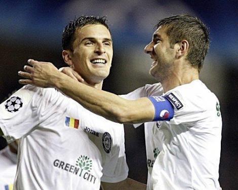 Steaua a transferat sase jucatori de la Unirea Urziceni: Bilasco, Galamaz, Apostol, Ricardo, Onofras si Marinescu