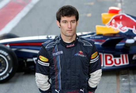 MP al Belgiei/ Mark Webber va pleca din pole position