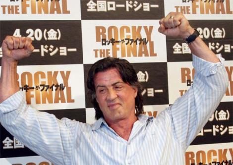 Sylvester Stallone, dator vandut in Brazilia