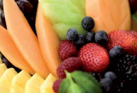 Masti din fructe si argila