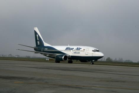 Criza la Blue Air! Alte 8 zboruri vor fi anulate