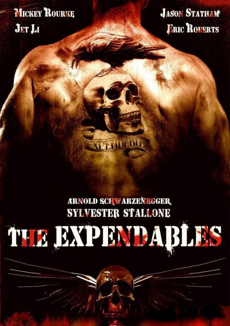 """Filmul """"The Expendables"""" a fost lansat în SUA"""