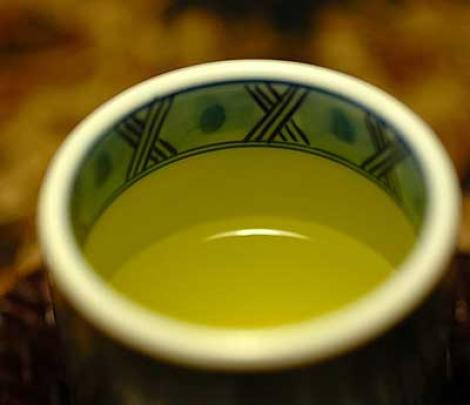 Ceaiul verde- opreste procesul de imbatranire