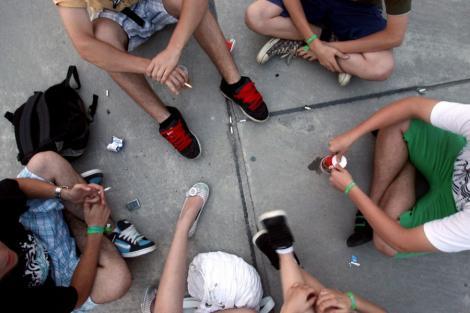 Grecia a interzis oficial fumatul in locurile publice