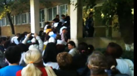 UPDATE! Revolta violenta la Spitalul Judetean din Braila