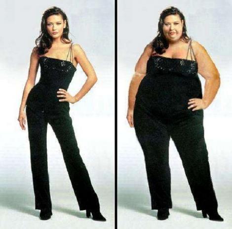 "Descopera daca esti o femeie ""skinny-fat""!"