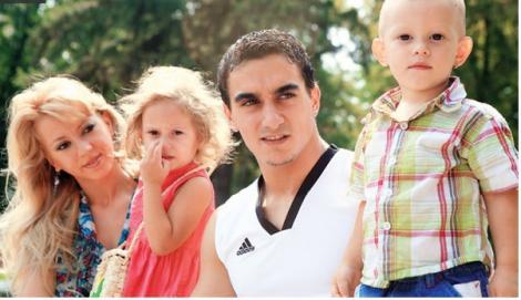 """""""Marian Dragulescu si-a uitat copii"""", acuza fosta sotie"""