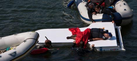 UPDATE: Tanara care si-a rupt coloana la Flugtag, operata cu succes