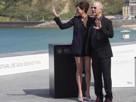 FOTO! Julia Roberts dezgolita pana sus