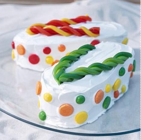 FOTO! 10 forme inedite de tort pentru copii