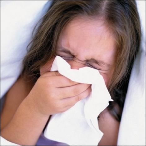 Raceala, gripa sau alergie - ce are copilul tau?