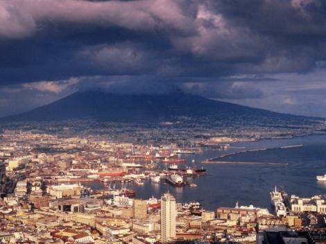 Napoli, orasul unde s-a inventat pizza