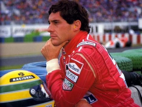 VIDEO! Film despre legendarul pilot Ayrton Senna, aproape de lansare