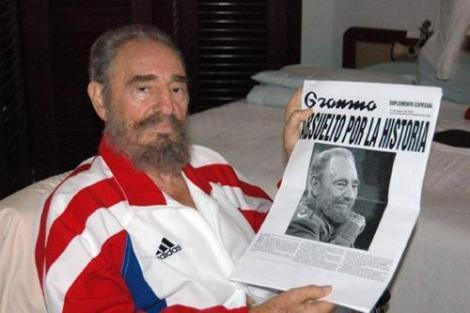 Fidel Castro il acuza pe Ahmadinejad de antisemitism