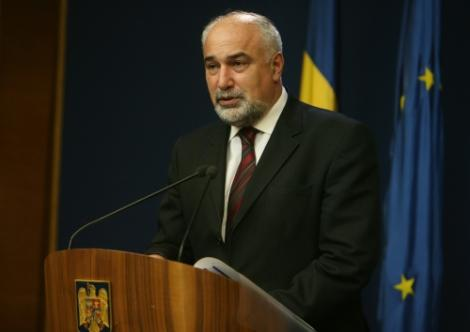 "Vosganian: ""Basescu este epuizat si plin de frustrari"""