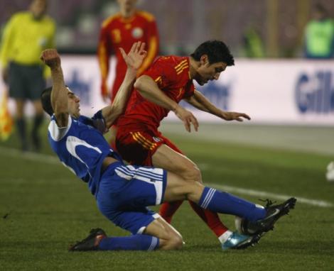 Romania, pe locul 46 in ierarhia FIFA. Depasiti de Gabon si Bukina Faso