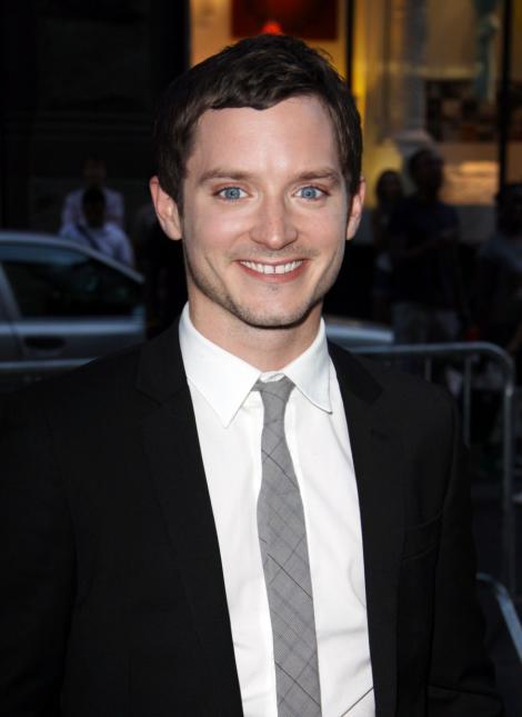 """Elijah Wood va juca in """"The Hobbit"""", interpretand din nou rolul lui Frodo"""