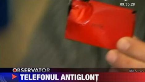 VIDEO! Telefonul mobil i-a salvat viata unui american