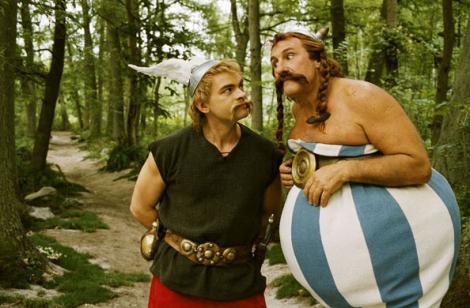 """Azi, nu rata """"Asterix si Obelix la Jocurile Olimpice"""" cu Gazeta Sporturilor!"""