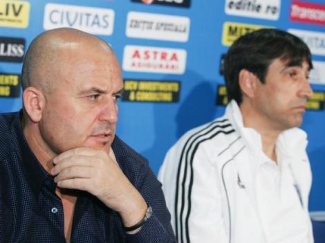 Adrian Mititelu l-a indepartat pe Victor Piturca de la Craiova!