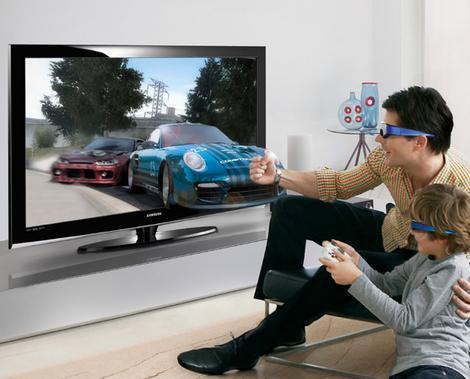 3.000 de televizoare 3D vandute anul trecut in Romania