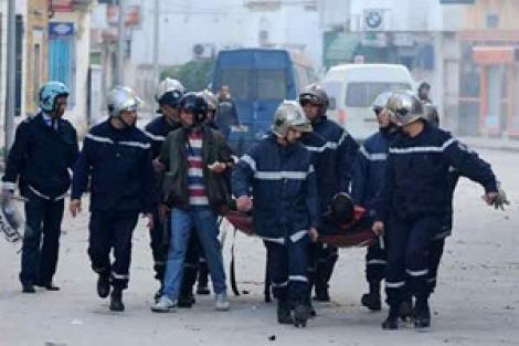Stare de urgenta in Tunisia!