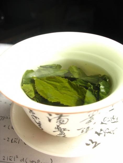 VIDEO! Cura cu ceai verde
