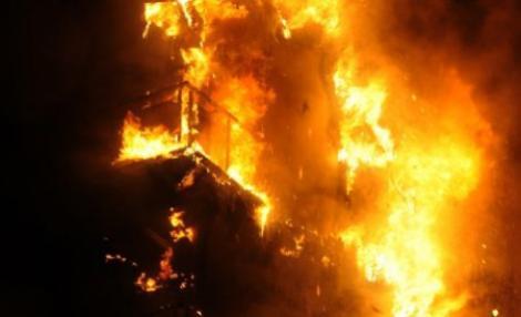 Incendiu la o inchisoare din Tunisia: Peste  40 de morti!