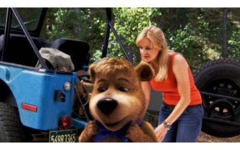 """Antena 1 iti recomanda astazi filmul """"Yogi Bear - Ursul Yogi 3D"""""""