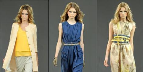 VIDEO! Triumf pentru moda romaneasca la Berlin