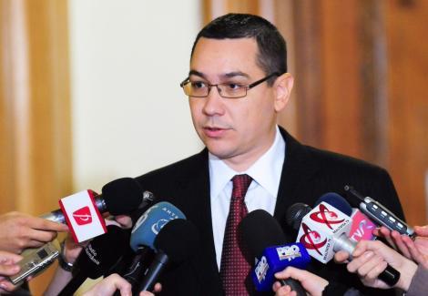 Ponta: In ziua recursului lui Nicolescu oamenii sa mearga la PDL sa ceara dreptate