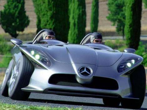 VEZI cele mai spectaculoase concepte Mercedes!