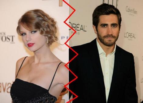 Taylor Swift si Jake Gyllenhaal s-au despartit