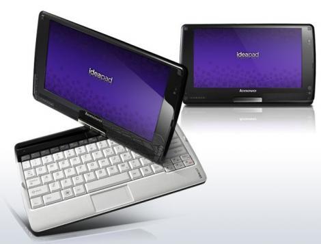 Lenovo IdeaPad U1 - laptopul tableta