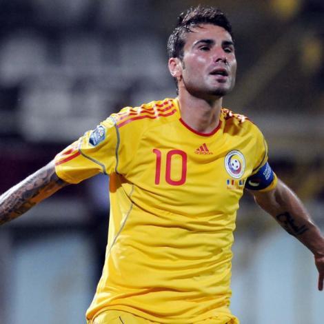 VIDEO! Mutu poate fi capitan in partida cu Albania