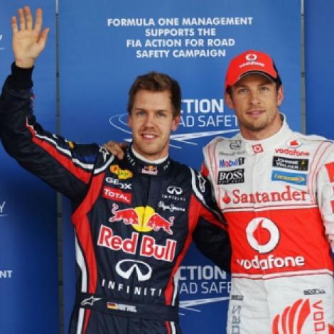 Jenson Button a castigat Marele Premiu al Japoniei