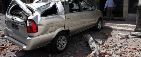 FOTO! Cutremur cu magnitudinea 6,2 in largul insulei Bali: Zeci de persoane au fost ranite