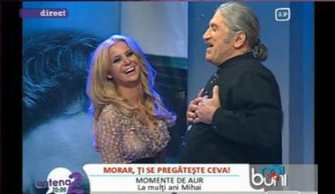"""Jean Paler catre Marina Dina: """"Am fost indragostit de tine multi ani"""""""