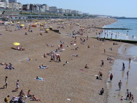 Vremea britanica nu se dezminte: mai cald in octombrie decat in timpul verii