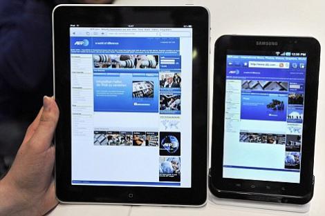 Samsung Galaxy 10.1 banat  in Australia pentru ca ar fi copiat iPad-ul
