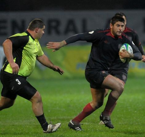 VIDEO! Steaua a umilit Farul la rugby