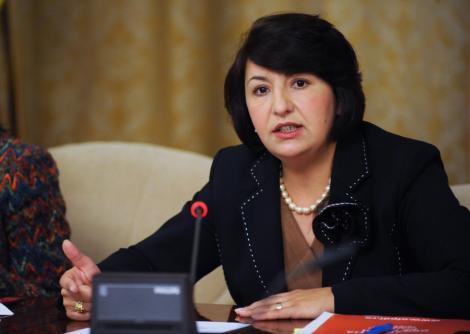 Sulfina Barbu, realeasa in functia de presedinte al Organizatiei de Femei a PDL