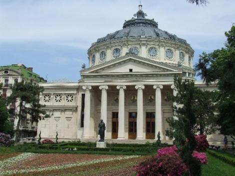 Recital de muzica veche la Ateneul Roman