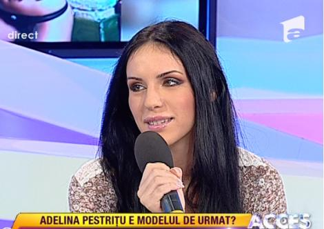 VIDEO! Sosia Adelinei Pestritu vrea buze cat casa de mari!