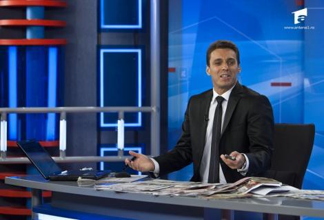 Mircea Badea si-a luat cauciucuri de iarna in valoare de 4000 de RON