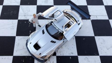 Mika Hakinenen va concura pentru Mercedes-Benz